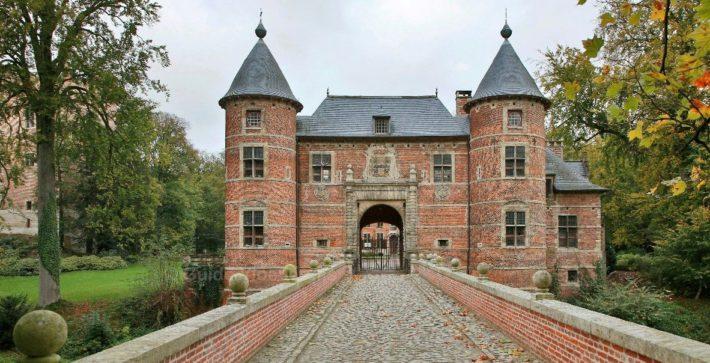 1-Dilbeek kasteel van Groot-Bijgaarden – kopie