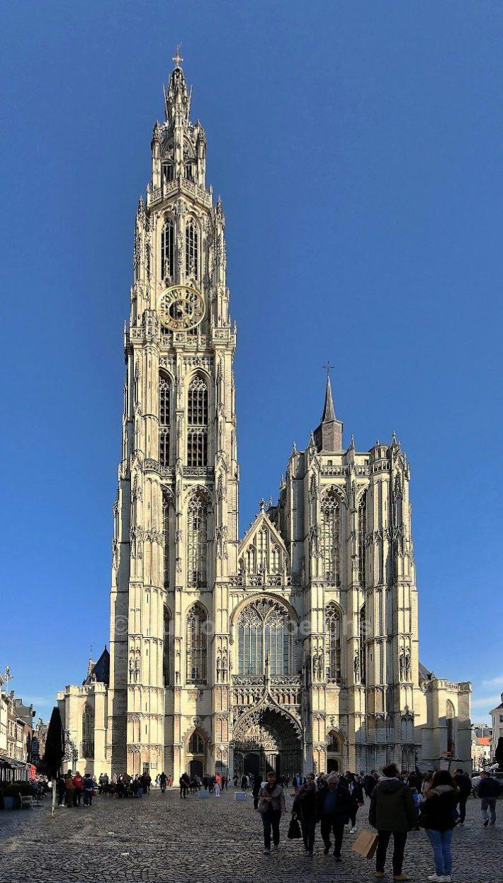 108-Antwerpen Onze-Lieve-Vrouwekathedraal belfort (UNESCO)