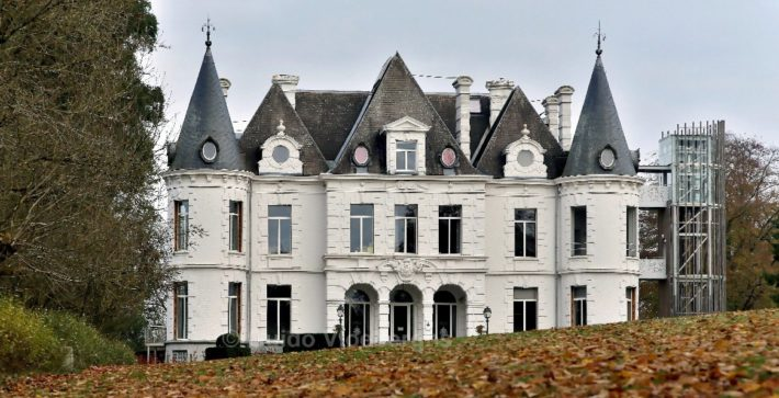 13-Ciney château de Chevetogne – kopie