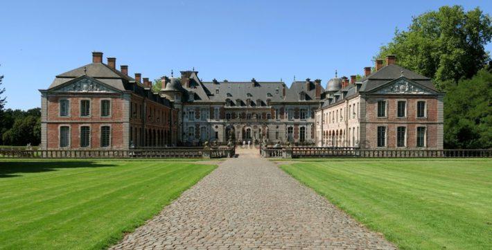 3-Belœil château des princes de Ligne